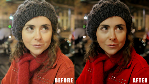 Image Quality enhancement: advanced digital image post processing for videos and movies