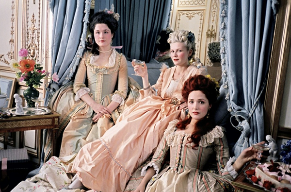 Marie-Antoinette by Sofia Coppola